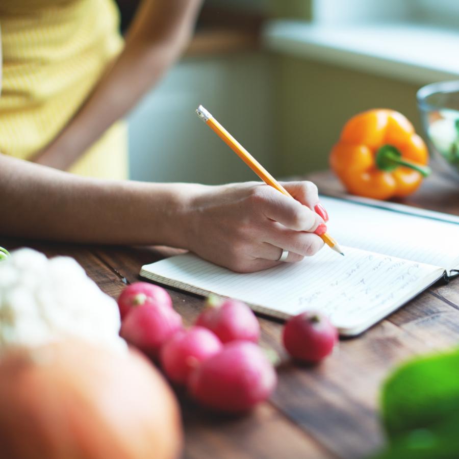 Consult dietist hoe werkt werkwijze voedingsdagboek