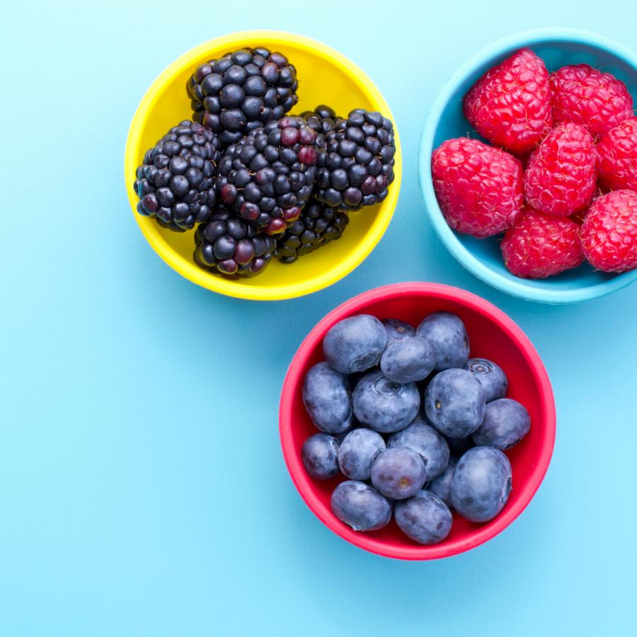 Kinderdietist bakjes fruit
